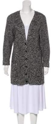 Autumn Cashmere Cashmere & Wool-Blend Cardigan