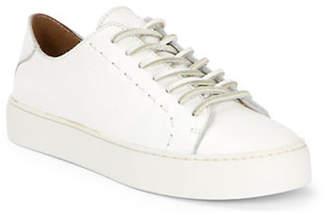 Frye Lena Low Leather Sneakers