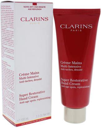Clarins 3.3Oz Super Restorative Hand Cream