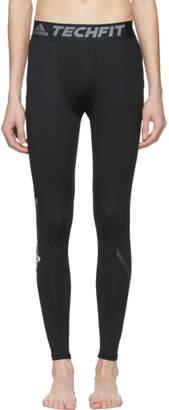 adidas x Kolor Black TechFit® Long Tights