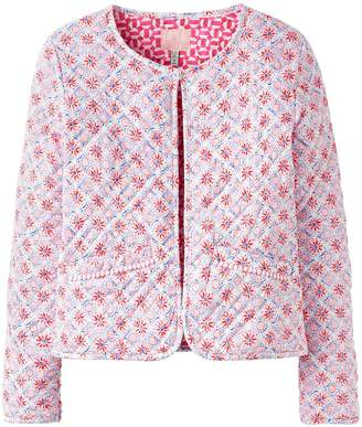 Joules Bibi Quilted Cropped Jacket