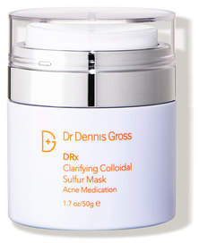 MD Skincare MD Skin Care Acne Solutions Clarifying Colloidal Sulfur Mask