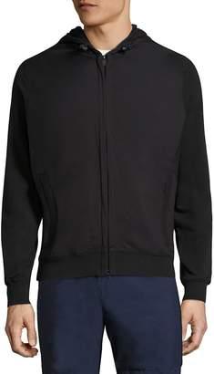 North Sails Men's Solid Fleece Hoodie
