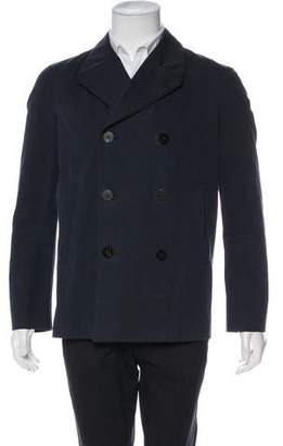 Marc Jacobs Double-Breasted Peacoat