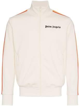 Palm Angels rainbow stripe jacket