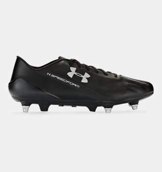 Under Armour Men's UA SpeedForm® CRM LTHR Soccer Cleats