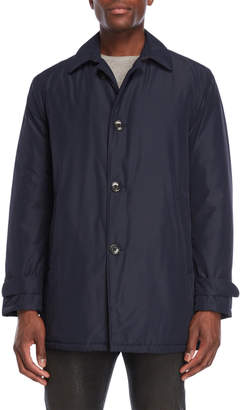 Lauren Ralph Lauren Lerner Single-Breasted Raincoat