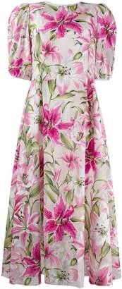 Dolce & Gabbana lily tea dress