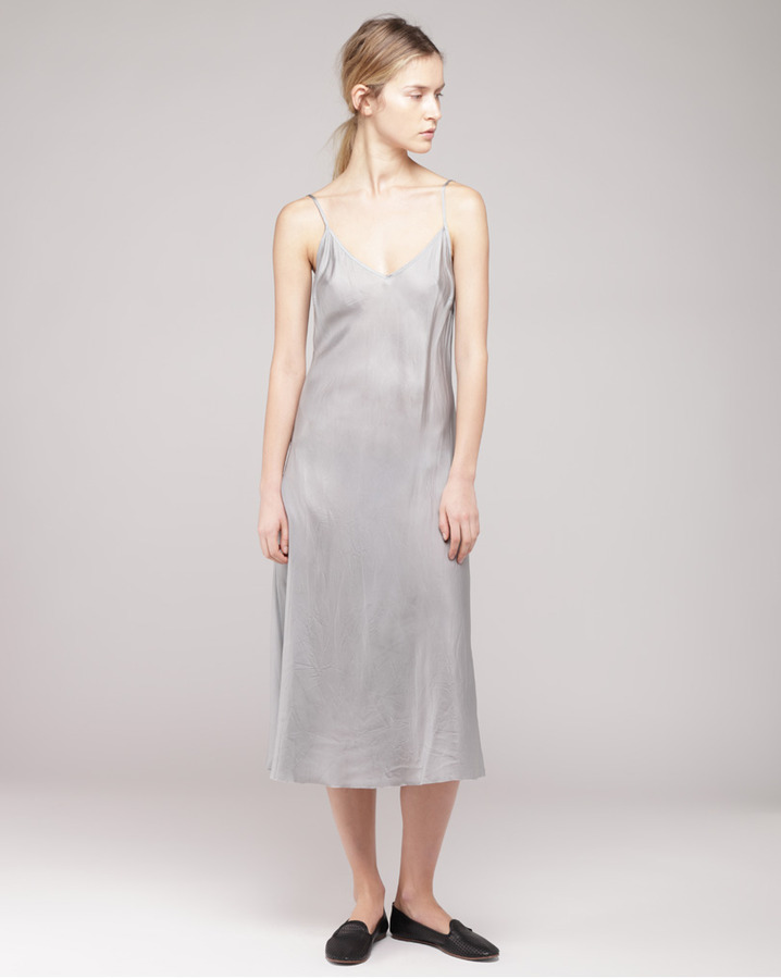 Organic by John Patrick long bias slip