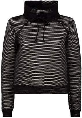 Koral Pump Mesh Sweater