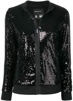 Philipp Plein sequined jacket