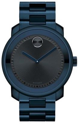 Men's Movado 'Bold' Bracelet Watch, 44Mm $795 thestylecure.com