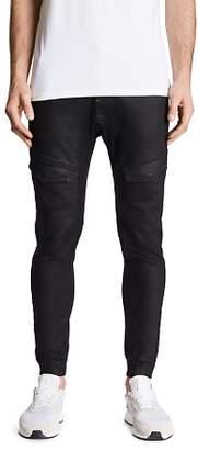 NXP Flight Slim Fit Pants in Dry Black