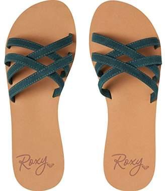 Roxy Women's Abbie Slip On Strappy Sandal