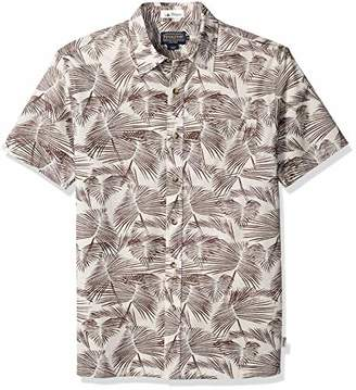 Pendleton Men's Short Sleeve Aloha Shirt