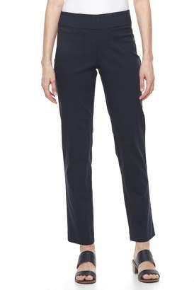 Dana Buchman Women's Slimming Midrise Pull-On Pants