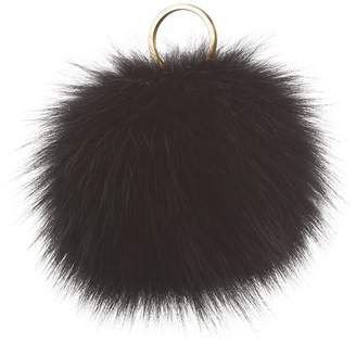 Harrods Fox Fur Pom Pom Charm