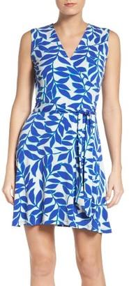 Women's Leota Perfect Faux Wrap Dress $148 thestylecure.com