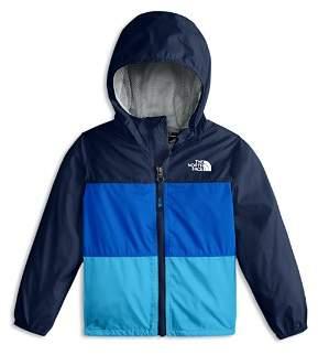 The North Face Boys' Flurry Color-Block Windbreaker Jacket - Little Kid