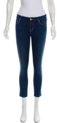 Mother The Looker Low-Rise Jeans