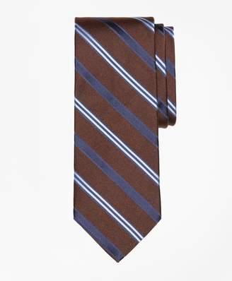 Brooks Brothers Alternating BB#10 Stripe Tie