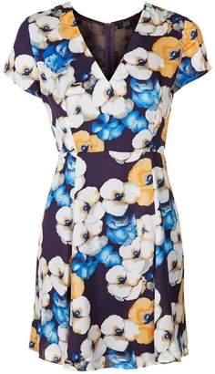 Goldie Floral Tea Dress