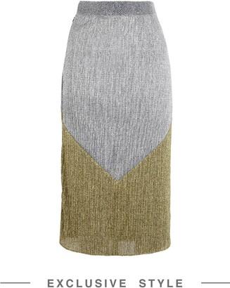 KYE x YOOX 3/4 length skirts - Item 35353568UL