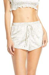 Jason Wu Collection Satin Pajama Shorts