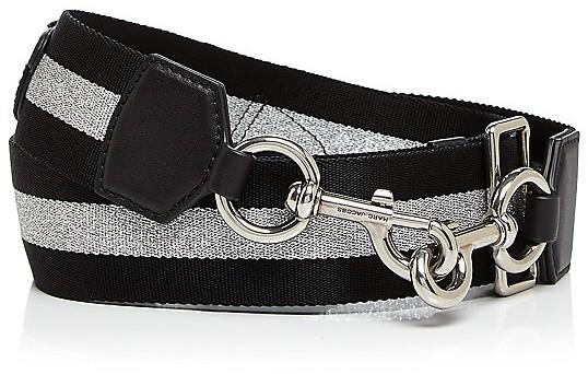Marc JacobsMARC JACOBS Teardrop Webbing Handbag Strap