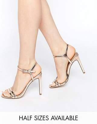 Asos Design HAPHAZARD Heeled Sandals