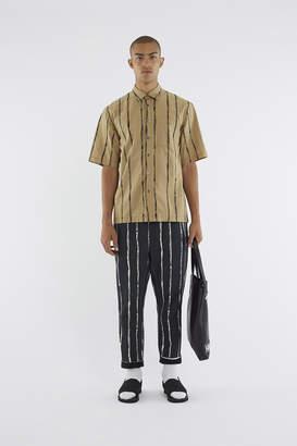3.1 Phillip Lim Painted-Stripe Shirt