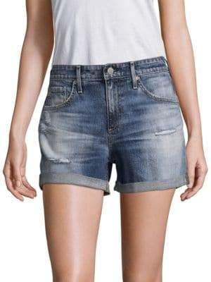 AG Jeans Hailey Ex-Boyfriend Denim Shorts