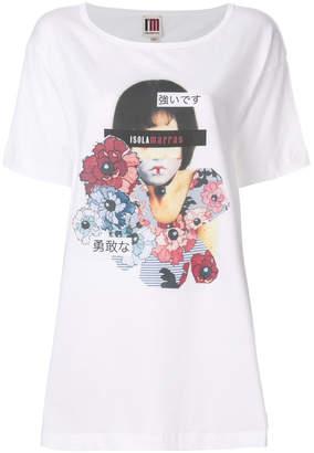 I'M Isola Marras Japanese print T-shirt