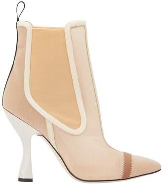 Fendi Colibri ankle boots