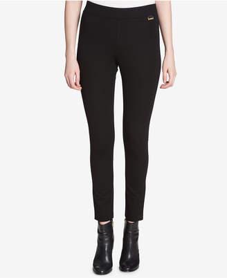 Calvin Klein Pull-On Skinny Ankle Pants