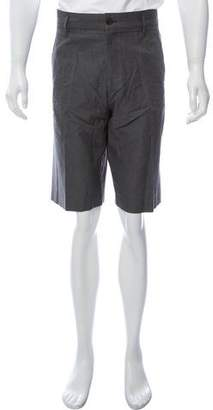 Marc Jacobs Woven Flat Front Shorts
