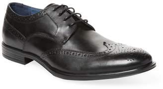Rush by Gordon Rush Men's Wingtip Derby Shoe