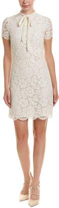 Valentino Lace Shift Dress