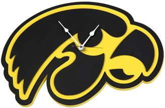Kohl's Iowa Hawkeyes 3D Foam Wall Clock