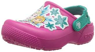 5892ddb942d1 ... Crocs Girls  Fun Lab Frozen Clog Kids (Candy Pink)