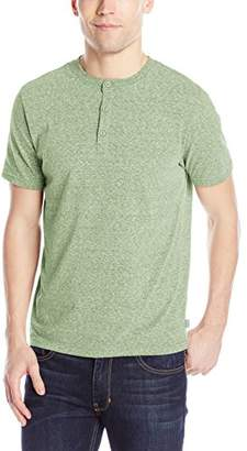 Threads 4 Thought Men's Baseline Ss Triblend Henley