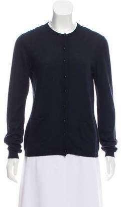 Balenciaga Cashmere Lightweight Cardigan