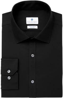 Ryan Seacrest Distinction Men's Ultimate Slim-Fit Non-Iron Performance Dobby Dress Shirt, Created for Macy's