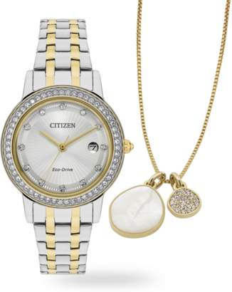 Citizen Exclusive Ladies Gift Set