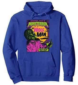 Wolf & Man Universal Tales of Monsterror The Wolf Man Hoodie
