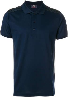Paul & Shark slim-fit polo shirt