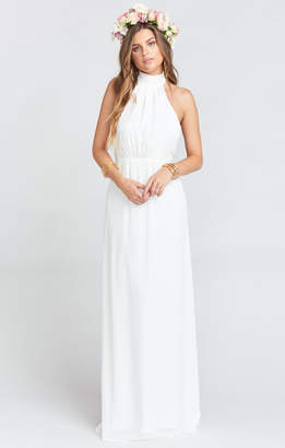 Wedding Dresses With Collars - ShopStyle