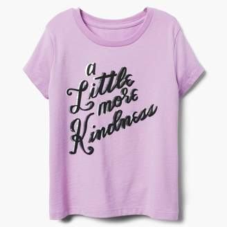 Gymboree More Kindness Tee