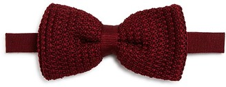 The Men's Store at Bloomingdale's Knit Bow Tie - 100% Exclusive $59 thestylecure.com
