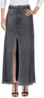 Alexander Wang Denim skirts